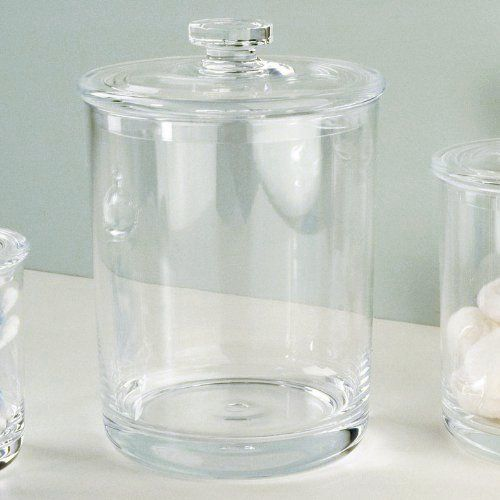 Apothecary Acrylic Large Jar 60 Oz 16 Dollars Spring