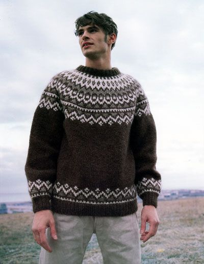 Great site for custom knit Icelandic sweaters More