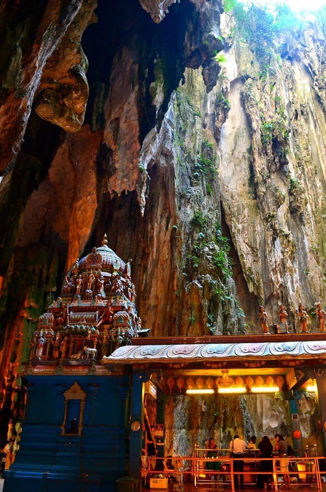 Inside Malaysia's Batu Caves