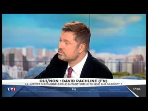 """Politique - David Rachline invité du """"Oui/Non"""" sur LCI - http://pouvoirpolitique.com/david-rachline-invite-du-ouinon-sur-lci/"""