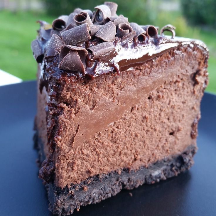 Årstidsboden: BAKED OREO CHOCOLATE DREAM CHEESECAKE