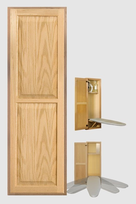 Ironing Board Cabinet Plans Free Woodworking Projects