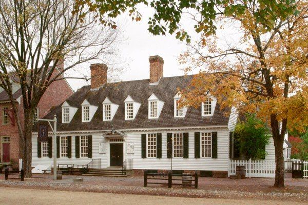Colonial Williamsburg. Always a favorite in the Fall, especially early morning or late evening when the streets are not crowded.