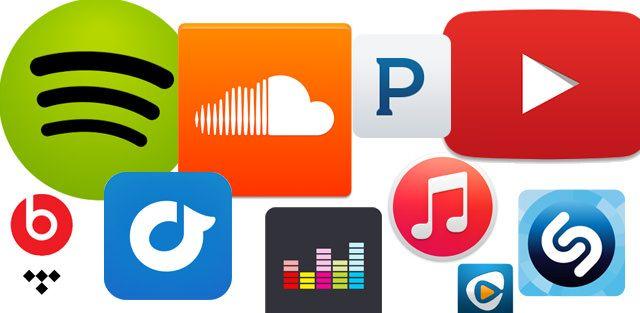 Top 3 Music Streaming Services in 2018 Vollenweider und