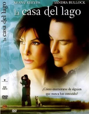 La Casa del Lago 2006. Director: Alejandro Agresti. Sandra Bullock y Keanu Reeves