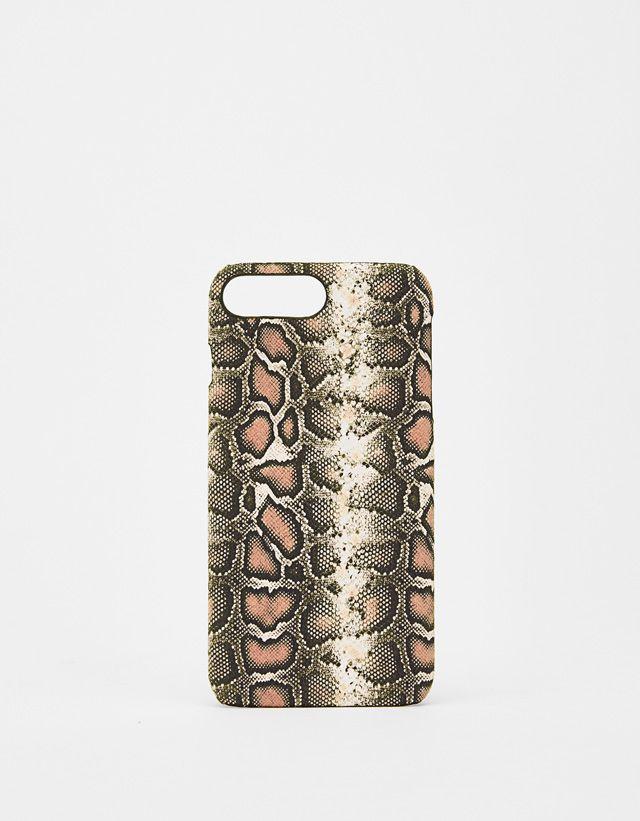 Snakeskin print iPhone 6 Plus7 Plus8 Plus case | Wünsche