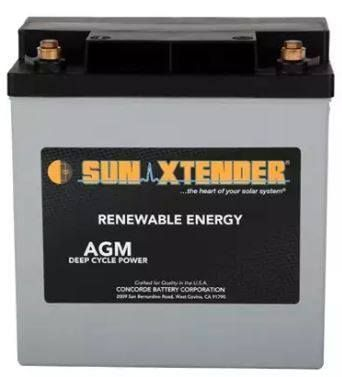 SunXtender PVX-420T Solar Battery PVX-420T is a deep cycle battery with AGM construction. Power when you need it! Applications for PVX-420T solar batteries include Uniterruptible Power Supply Since 19