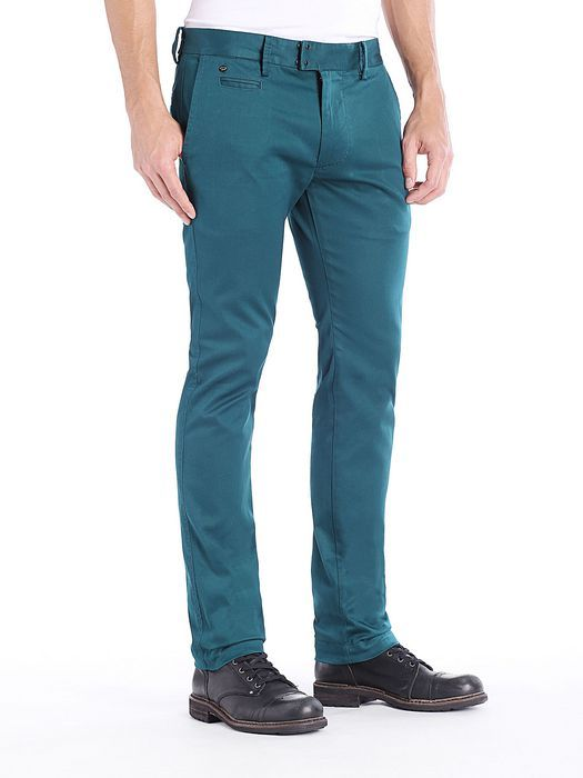 Diesel CHI TIGHT E Pants - Diesel Official Online Store