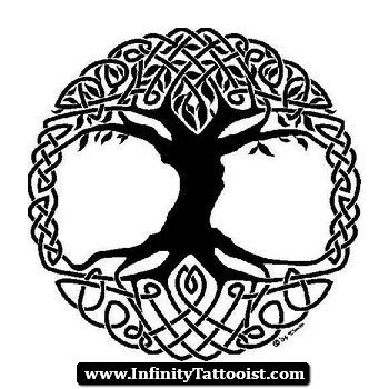 infinity%20knot%20tattoo%2008 infinity knot tattoo 08