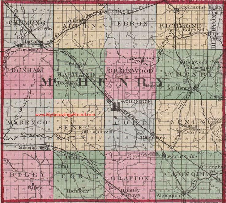 96 Best Illinois Genealogy Images On Pinterest