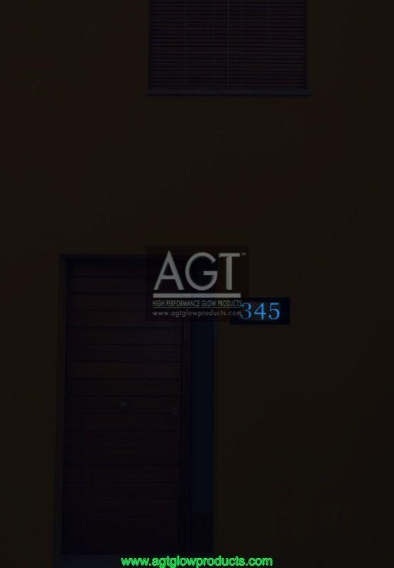 AGT Glowing numbers - SKY - NIGHT_345