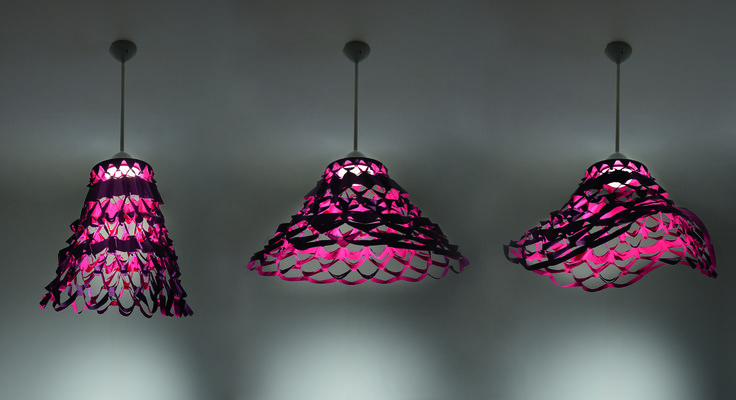 NEW ! The poetic #LesDanseuses suspensions are now available ► http://bit.ly/LesDanseuses '#design Atelier Oï  @DaneseMilano Collection