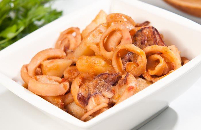 La mejor receta de Calamares del mundo - Comedera.Com