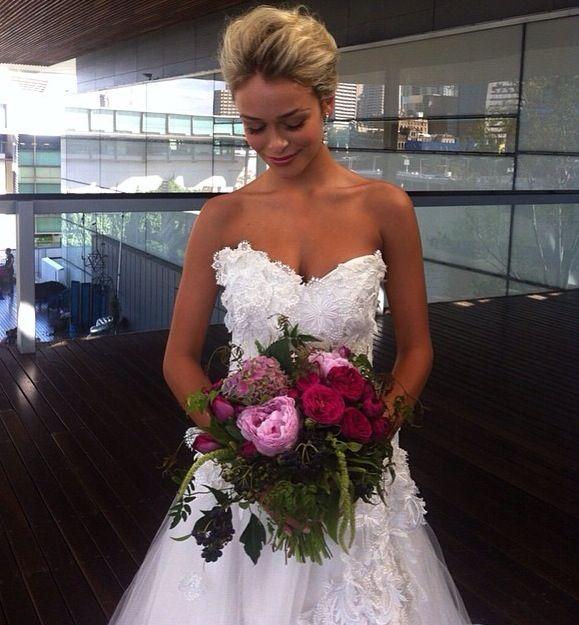 Alissa walker wedding dresses