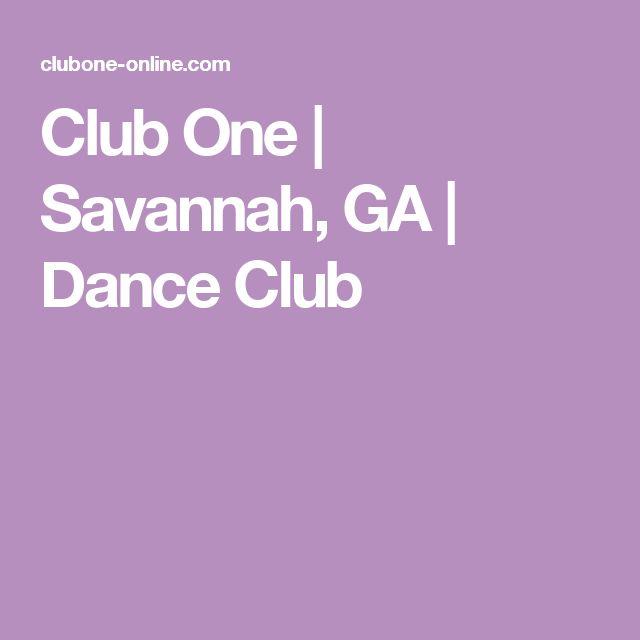 Club One | Savannah, GA | Dance Club