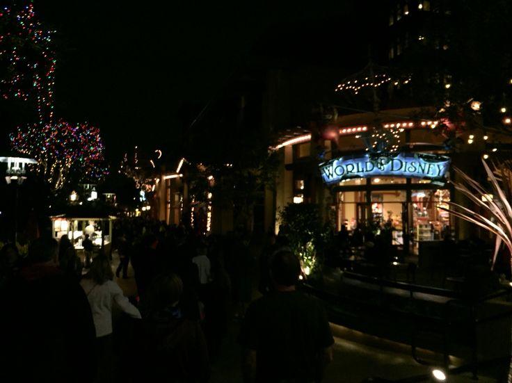 Disney Town - LA