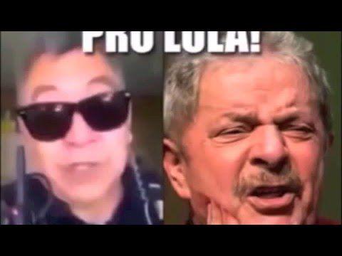 JAPONES manda Lula ir no dentista ANTES DE VOLTAR PRA PRISAO agora em CU...