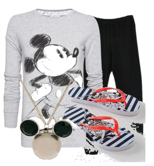 Cute disney outfit I made on Polyvore
