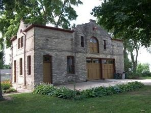 Real Wisconsin Bed and Breakfasts: Jesse Stone carriage house