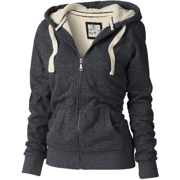 Give the chill the what for in this soft marl zip through sweat with front pouch pockets, draw cord hoody and the 'epitome of cosy' fleece lining. Main: 89% co…