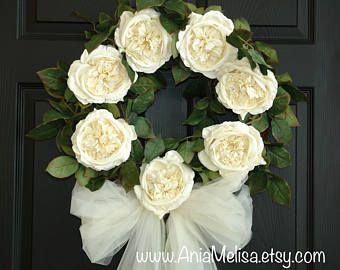 corone per la porta d'ingresso corone all'aperto e giardino