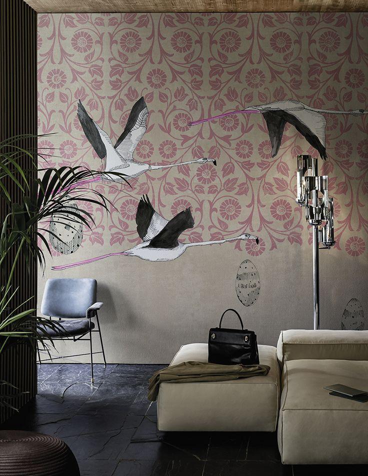 Great escape www.wallanddeco.com #wallpaper, #wallcovering, #cartedaparati