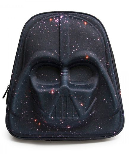 Loungefly x Star Wars Galaxy Print Darth Vader 3D Backpack | Dozens of fun gifts that are sure to please the little ones. Find more great present ideas for everyone on your list here.