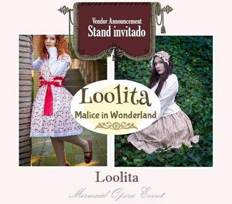 "Marie Elendir - Vendor announcement: Loolita  ""Loolita es...   Facebook"