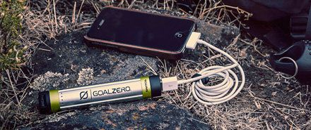 The Goal Zero Switch 8 is there to keep you powered when you are on the go. #solar #adventure #staypowered