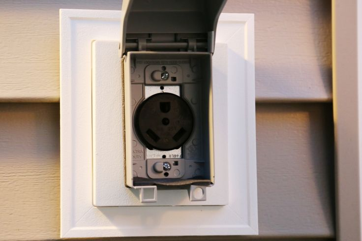 Outdoor outlets? special requests? RV? camper?  http://www.haramiselectric.com/blog/electricians-crofton-outlets-rv-camper/