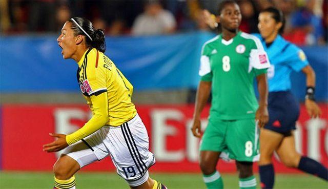 #SelecciónFemenina eliminada en el #Mundialsub17