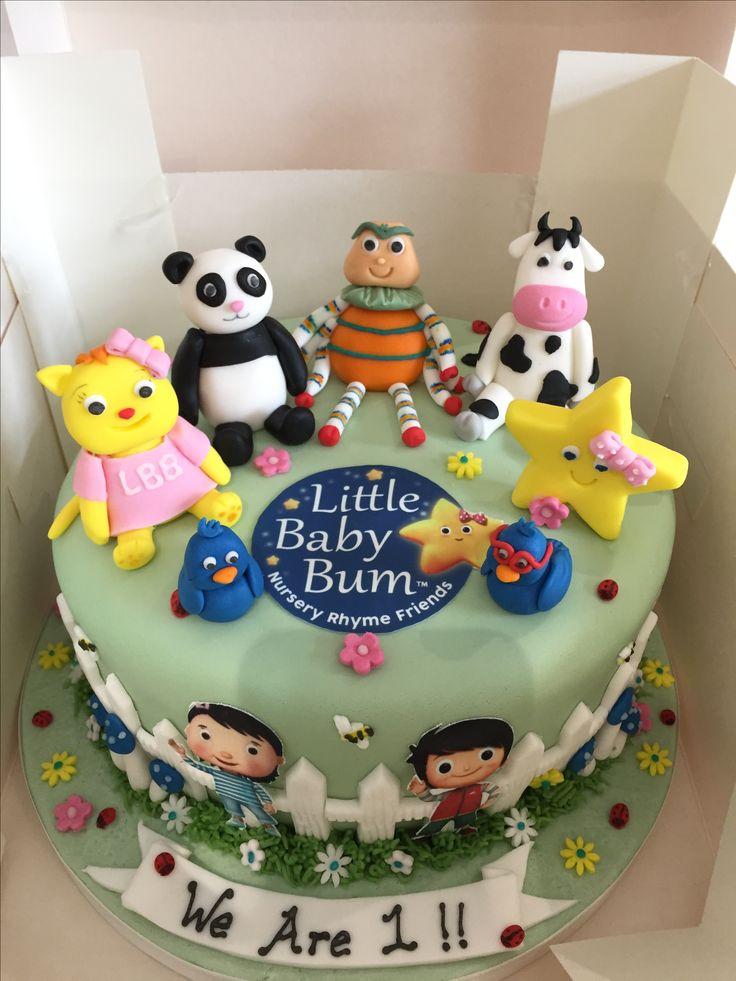 Litlle Baby Bum Cake