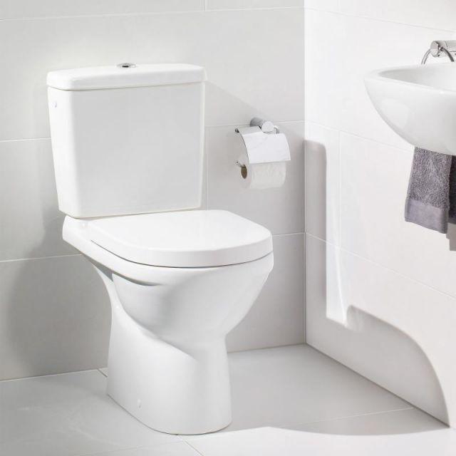 Villeroy Boch O Novo Close Coupled Toilet Toilet Villeroy Boch Close Coupled Toilets