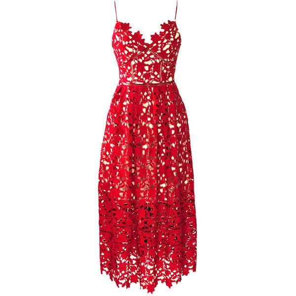 Cupshe Kiss Me Lace Dress ($36)