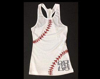 Baseball Mom Shirt.Baseball Mom Tank by TNTCustomApparel on Etsy