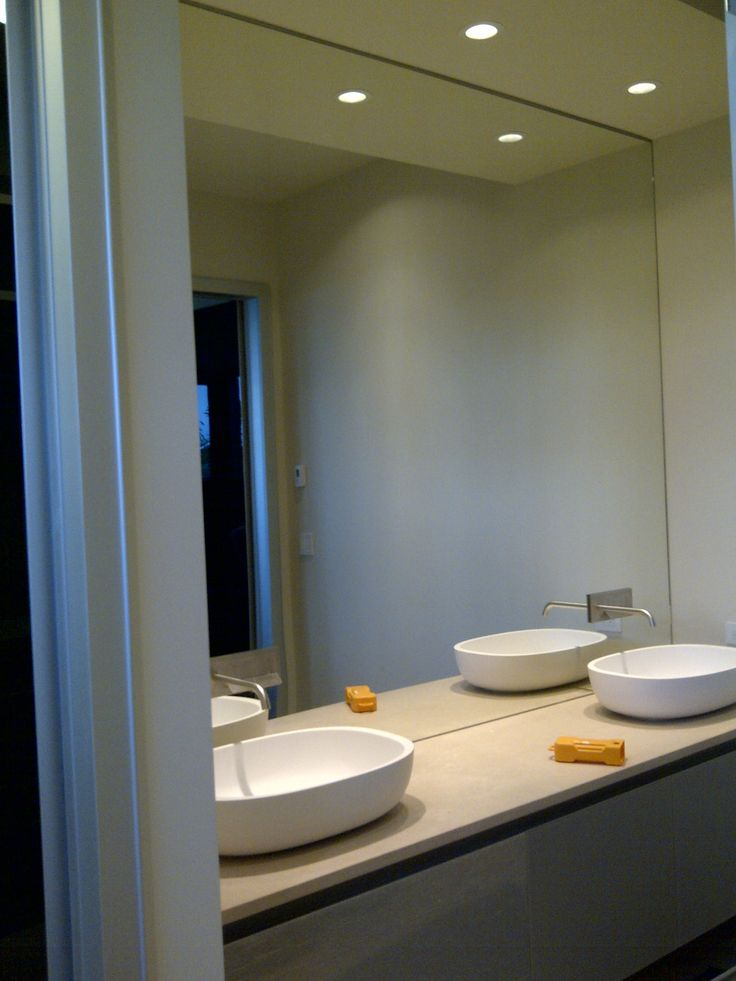 Wall Mirrors For Bathrooms