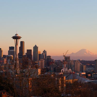 Weekend in Seattle itinerary.