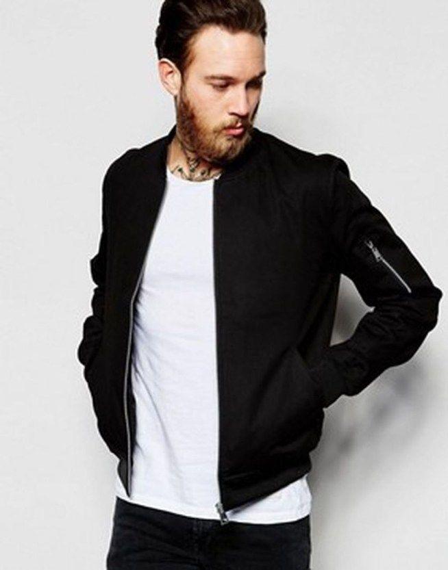 d6fe6434122d1 Best Men Bomber Jacket Outfits Ideas20