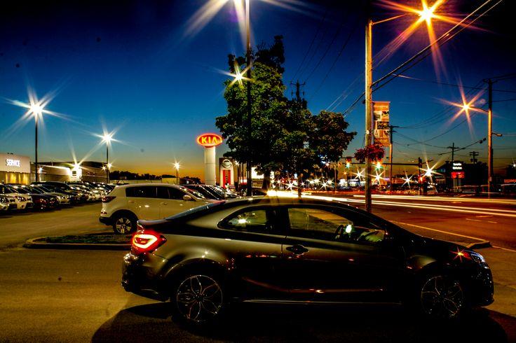 Pin By Destination Kia On Kia Forte Night Lights Clifton Park Kia Schenectady