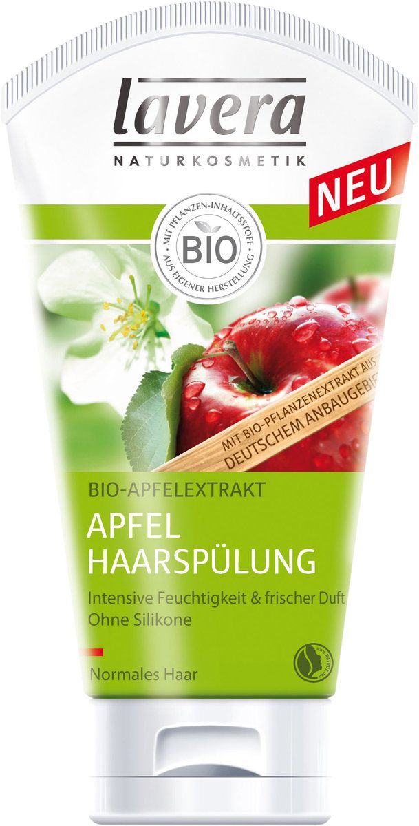 only €  3,99. Lavera Apple Conditioner. 150ml. Intense Moisture Care for normal hair. Customer Ratings: 69.