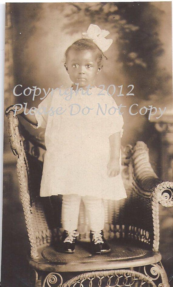 Identified African American Vintage Photo by TheTwinkleOfAnEye, $40.00