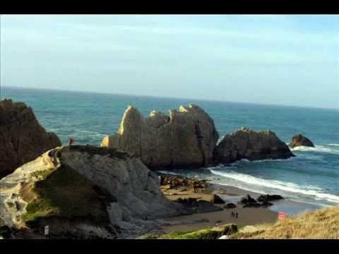 Fotos de: Cantabria - Paisaje del Litoral - Playas-Mar....