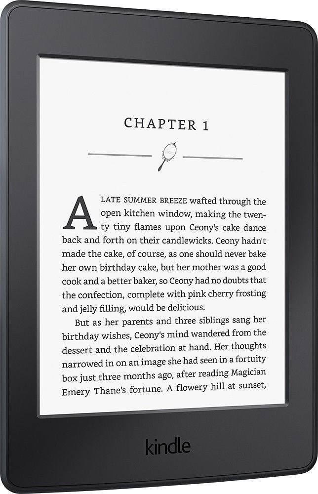 New Amazon - Kindle Paperwhite - Black With Special offer (Latest