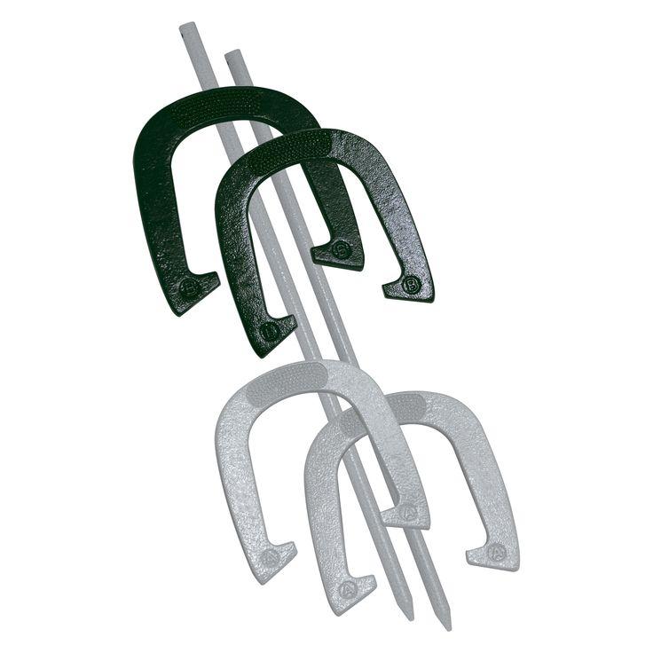 Verus Sports Expert Metal Horseshoe Set   from hayneedle.com