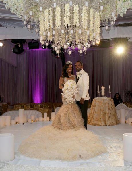 real housewives of atlanta star kandi burruss�s wedding