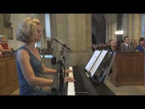 Judith - Forever Love (Gary Barlow Cover) live 2012 - YouTube