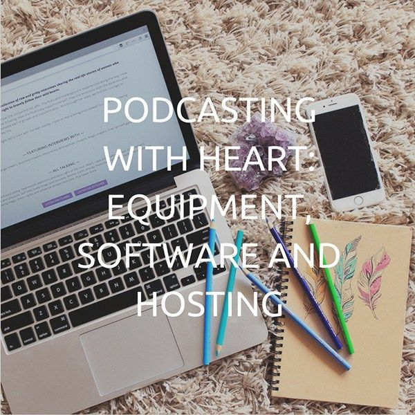 What's inside my podcasting toolkit.