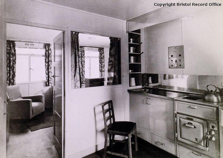 A Revolutionary Fitted Kitchen In Post War Prefab Bristol We Had One