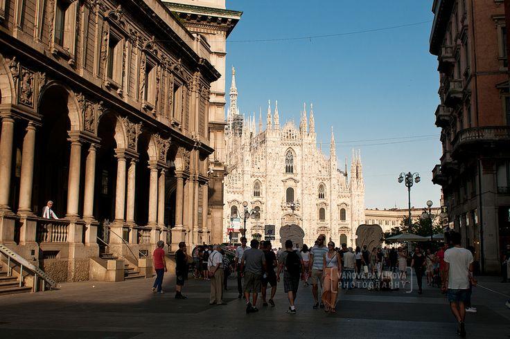 Duomo di Milano (Milano, Italy) #Milano #Milan #Italy #duomo #church #cathedral