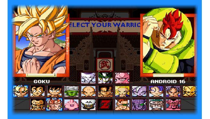 Dragon Ball Z Butoden Mugen Download Dragon Ball Z Dragon Ball Dragon